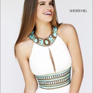 Sherri Hill formal/ prom/ evening dress